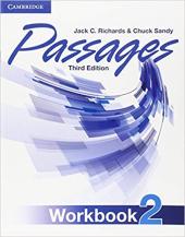 Passages Level 2 Workbook - фото обкладинки книги
