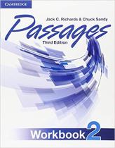 Посібник Passages Level 2 Workbook