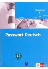 Passwort Deutsch 1 Arbeitsbuch A1 - фото обкладинки книги