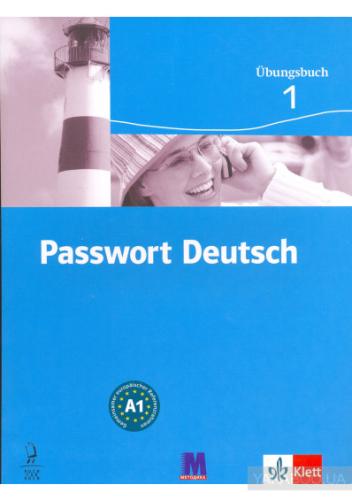 Робочий зошит Passwort Deutsch 1 Arbeitsbuch A1