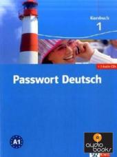 Passwort Deutsch 1. Kursbuch A1 - фото обкладинки книги