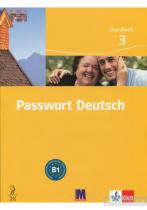 Аудіодиск Passwort Deutsch 3 Kursbuch В1