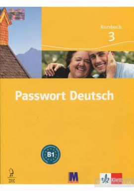 Passwort Deutsch 3 Kursbuch В1 - фото книги