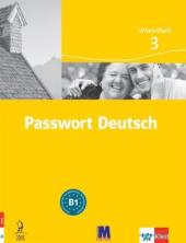 Книга для вчителя Passwort Deutsch  3 Wrterhef