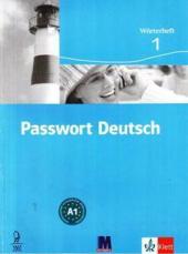 Книга для вчителя Passwort Deutsch  Wrterhef 1