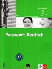 Книга для вчителя Passwort Deutsch  Wrterhef 2
