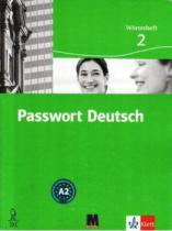 Passwort Deutsch  Wrterhef 2