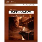 Pathways 1: Listening , Speaking and Critical Thinking Assessment CD-ROM with ExamView - фото обкладинки книги