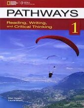 Pathways 1: Reading, Writing, and Critical Thinking: Text with Online Access Code Student Book - фото обкладинки книги