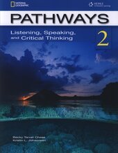 Pathways 2: Listening , Speaking and Critical Thinking Audio CDs - фото обкладинки книги