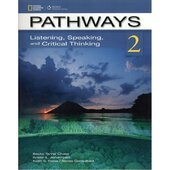 Pathways 2: Listening, Speaking, and Critical Thinking: Text with Online Access Code Student Book - фото обкладинки книги