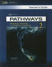 Pathways 2: Reading, Writing and Critical Thinking - Teacher's Guide - фото обкладинки книги