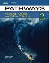 Pathways 2: Reading, Writing, and Critical Thinking: Text with Online Access Code - фото обкладинки книги