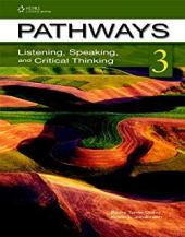 Pathways 3: Listening , Speaking and Critical Thinking Audio CDs - фото обкладинки книги