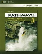Pathways 3: Listening , Speaking and Critical Thinking Teacher's Guide - фото обкладинки книги
