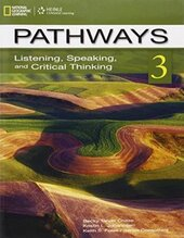 Pathways 3: Listening, Speaking, and Critical Thinking: Text with Online Access Code Student Book - фото обкладинки книги