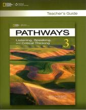 Pathways 3: Reading, Writing, and Critical Thinking  Audio CDs - фото обкладинки книги