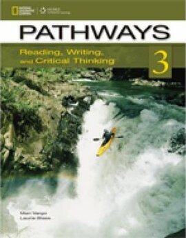 Pathways 3: Reading, Writing, and Critical Thinking: Text with Online Access Code - фото книги