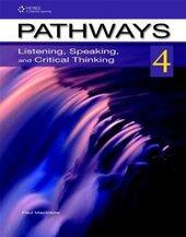 Pathways 4: Listening , Speaking and Critical Thinking Audio CDs - фото обкладинки книги