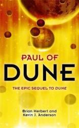 Paul of Dune - фото обкладинки книги