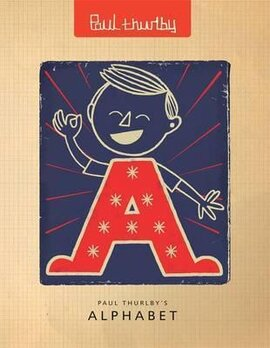 Paul Thurlby's Alphabet - фото книги