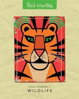 Paul Thurlby's Wildlife - фото книги