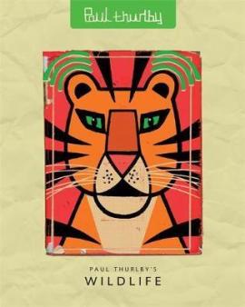 Paul Thurlby's Wildlife - фото книги