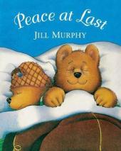 Peace at Last - фото обкладинки книги
