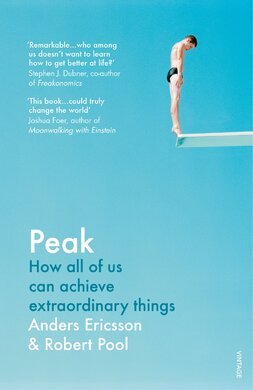 Peak : How All of Us Can Achieve Extraordinary Things - фото книги