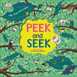 Peek and Seek - фото книги