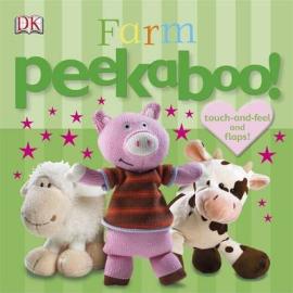 Peekaboo! Farm - фото книги