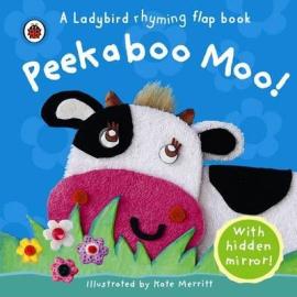 Peekaboo Moo! - фото книги