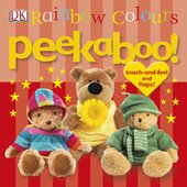 Peekaboo! Rainbow Colours - фото обкладинки книги