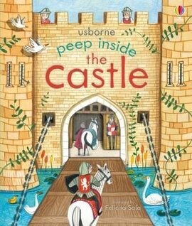 Peep Inside a Castle - фото книги