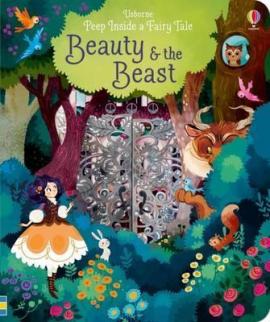 Peep Inside a Fairy Tale: Beauty & The Beast - фото книги