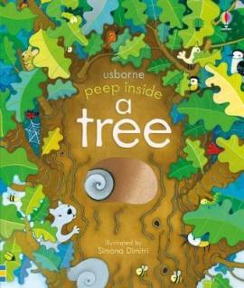 Peep Inside a Tree - фото книги