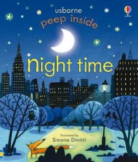 Peep Inside Night-Time - фото книги