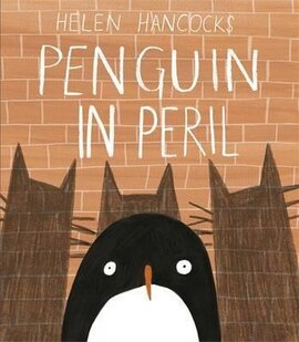 Penguin In Peril - фото книги