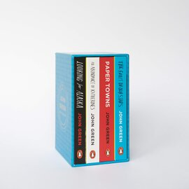 Penguin Minis: John Green. Box Set - фото книги