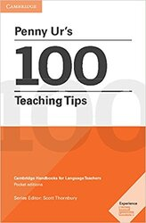 Penny Ur's 100 Teaching Tips (Cambridge Handbooks for Language Teachers) - фото обкладинки книги