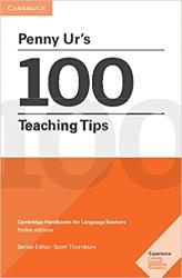 Penny Ur's 100 Teaching Tips (Cambridge Handbooks for Language Teachers) - фото обкладинки книги