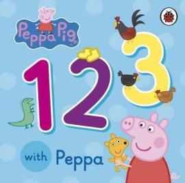 Peppa Pig: 123 with Peppa - фото книги