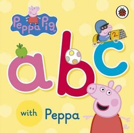 Peppa Pig: ABC with Peppa - фото книги