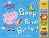 Peppa Pig: Beep Beep Brrrm! - фото обкладинки книги