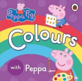 Peppa Pig: Colours - фото книги