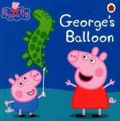 Peppa Pig: George's Balloon - фото обкладинки книги