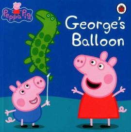 Peppa Pig: George's Balloon - фото книги
