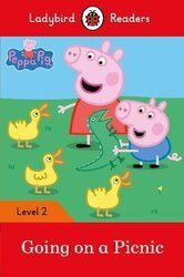 Peppa Pig: Going on a Picnic - Ladybird Readers Level 2 - фото обкладинки книги