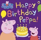Peppa Pig: Happy Birthday Peppa! - фото обкладинки книги
