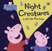 Peppa Pig: Night Creatures. A Lift-the-Flap Book - фото обкладинки книги